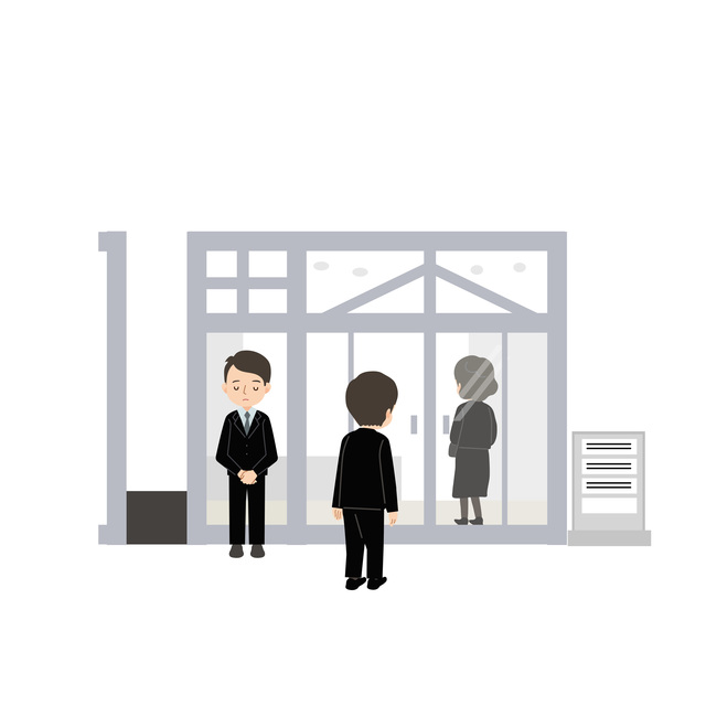 【家族葬】家族葬に行っていいの?~参列のマナーと会葬の断り方~